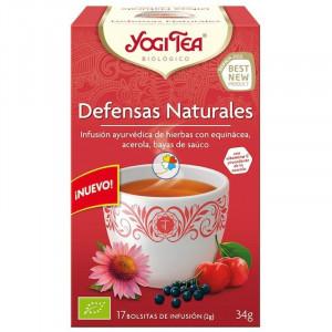 YOGI TEA DEFENSAS NATURALES 17 FILTROS