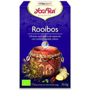 YOGI TEA ROOIBOS 17 FILTROS