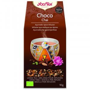 YOGI TEA CHOCOLATE 90Gr.