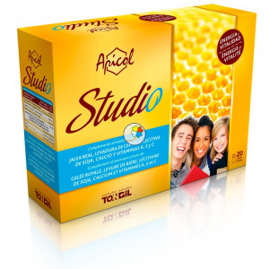 APICOL STUDIO 20 VIALES APICOL - TONGIL