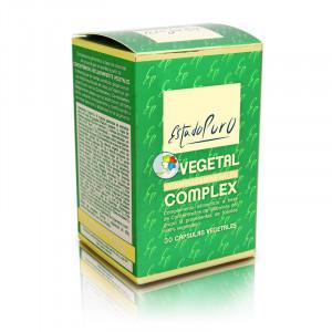 B-VEGETAL COMPLEX 30 CAPSULAS ESTADO PURO