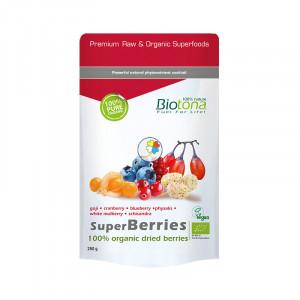 SUPERBERRIES 250Gr. BIOTONA