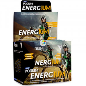 PLUS ENERGIUM 18 STICKS JUST PODIUM