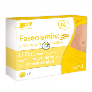 TRIESTOP FASEOLAMINA 60 COMPRIMIDOS ELADIET