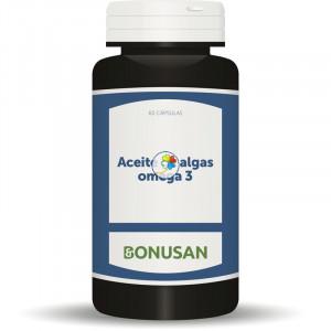 ACEITE DE ALGAS OMEGA 3 60 CAPSULAS BONUSAN