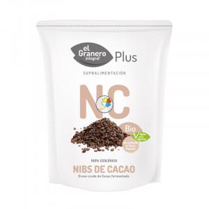 NIBS DE CACAO BIO, 200 G