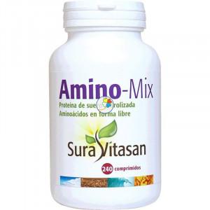 AMINO MIX 1.700Mg. 240 COMPRIMIDOS SURA VITASAN