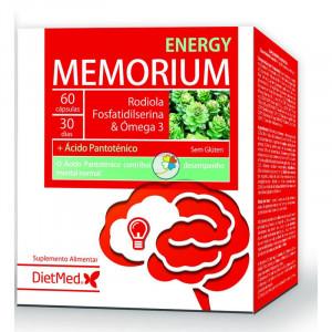 MEMORIUM ENERGY 60 CAPSULAS DIETMED