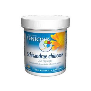 SCHISANDRA CHINENSIS 200 CAPSULAS FENIOUX