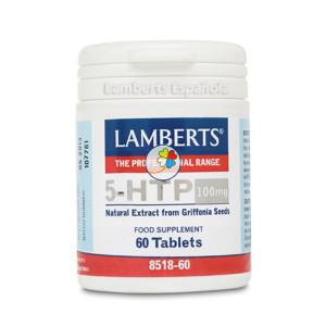 5HTP 100Mg. 60 TABLETAS LAMBERTS