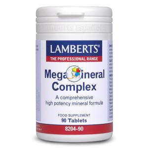 MEGA MINERAL COMPLEX 90 TABLETAS LAMBERTS