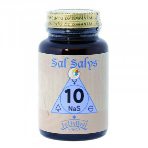 SAL SALYS 10 NAS (NUEVO) 90 COMPRIMIDOS JELLYBELL