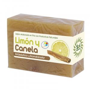 JABON DE LIMONYCANELA 100Gr. SOL NATURAL
