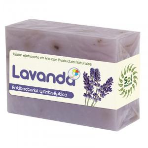 JABON DE LAVANDA 100Gr. SOL NATURAL