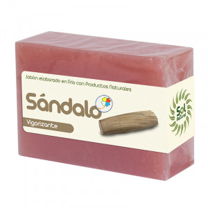 JABON DE SANDALO SOL NATURAL
