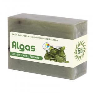 JABON DE ALGAS 100Gr. SOL NATURAL