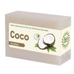 JABON DE COCO 100Gr. SOL NATURAL