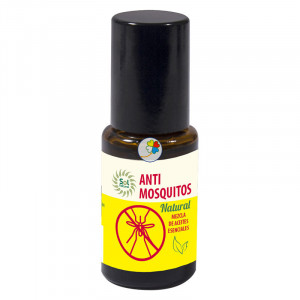 ANTIMOSQUITOS CON CITRONELLA ROLL ON 15Ml. SOL NATURAL