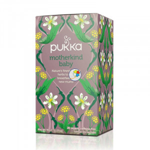 INFUSION MOTHERKIND BABY 20 FILTROS PUKKA