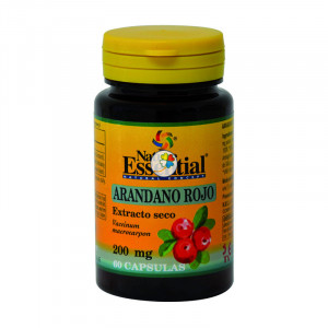 ARANDANO ROJO 5.000Mg. 60 CAPSULAS NATURE ESSENTIAL