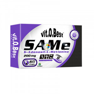 SAME (S-ADENOSIL-METIONINA) - 200Mg. - 60 CAPSULAS VIT.O.BEST