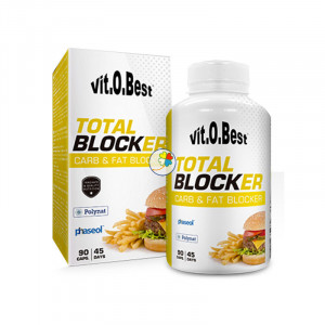 TOTAL BLOCKER - 90 CAPSULAS VIT.O.BEST