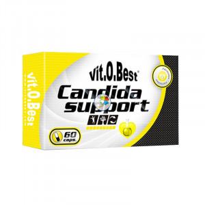 CANDIDA SUPPORT 60 CAPSULAS VIT.O.BEST