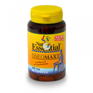 OSEOMAX 534Mg. 60 CAPSULAS NATURE ESSENTIAL
