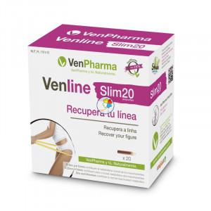 VENLINE SLIM20 20 AMPOLLAS VENPHARMA