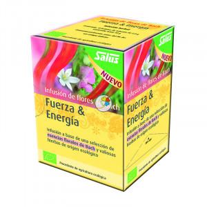 FUERZA & ENERGIA 15 FILTROS SALUS
