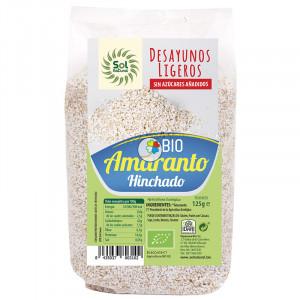 AMARANTO HINCHADO BIO 125Gr. SOL NATURAL