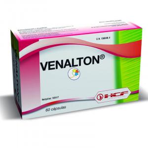 VENALTON 60 CAPSULAS HCF