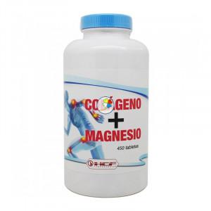 COLAGENO + MAGNESIO 450 TABLETAS 800Mg. HCF