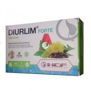 DIURLIM FORTE 60 CAPSULAS HCF