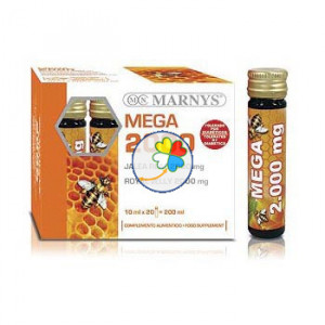 MEGA 2000 20 VIALES MARNYS