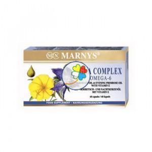 GLA COMPLEX 60 CAPSULAS MARNYS