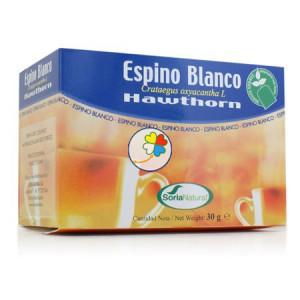 INFUSION ESPINO BLANCO 20 FILTROS SORIA NATURAL
