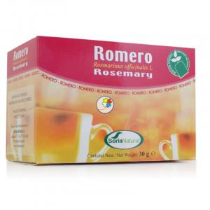 INFUSION ROMERO 20 FILTROS SORIA NATURAL