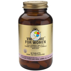 FORMULA VM PRIME WOMEN 90 CAPSULAS SOLGAR