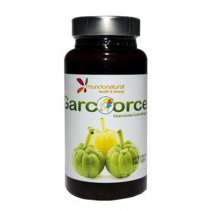 GARCIFORCE 600Mg. 60 CAPSULAS MUNDO NATURAL