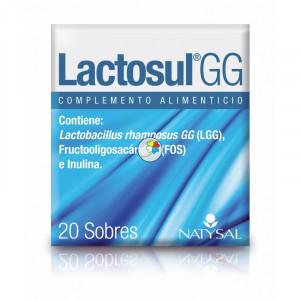 LACTOSUL GG 20 SOBRES NATYSAL