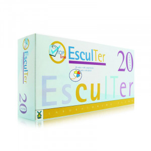 ESCULTER 1 20 VIALES+40 CAPSULAS TEGOR