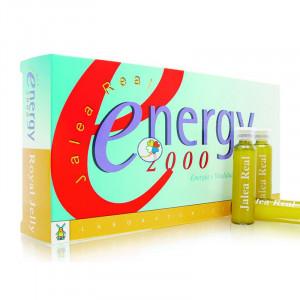 JALEA REAL ENERGY 2000 20 VIALES 10ML.  TEGOR