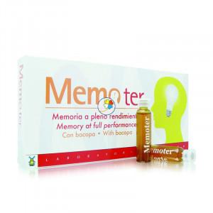 MEMOTER 20 VIALES DE 10ML. TEGOR