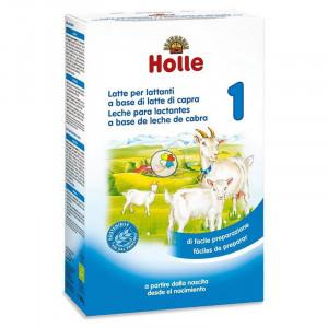 LECHE DE CABRA PARA LACTANTE Nº 1 BIO 400Gr. HOLLE