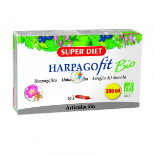 HARPAGOFIT BIO 20 AMPOLLAS SUPER DIET