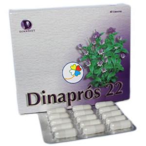 DINAPROS 22 60 CAPSULAS DINADIET