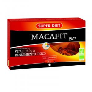 MACAFIT BIO 20 AMPOLLAS SUPER DIET