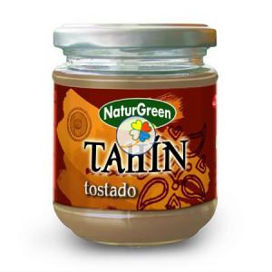 TAHIN TOSTADO 300Gr. NATURGREEN