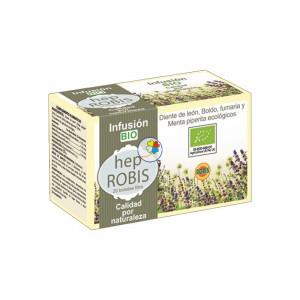 HEP ROBIS BIO 20 FILTROS ROBIS
